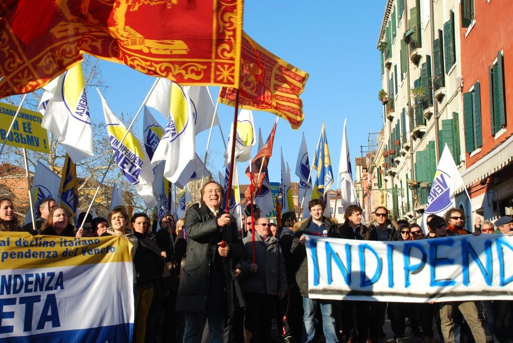 16 febbraio 2013 venezia indipendenza veneta