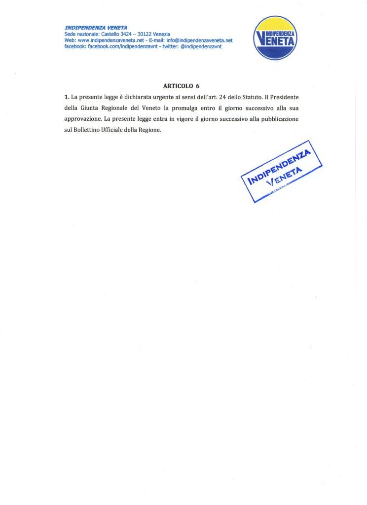 indizione del referendum sull indipendenza del veneto009