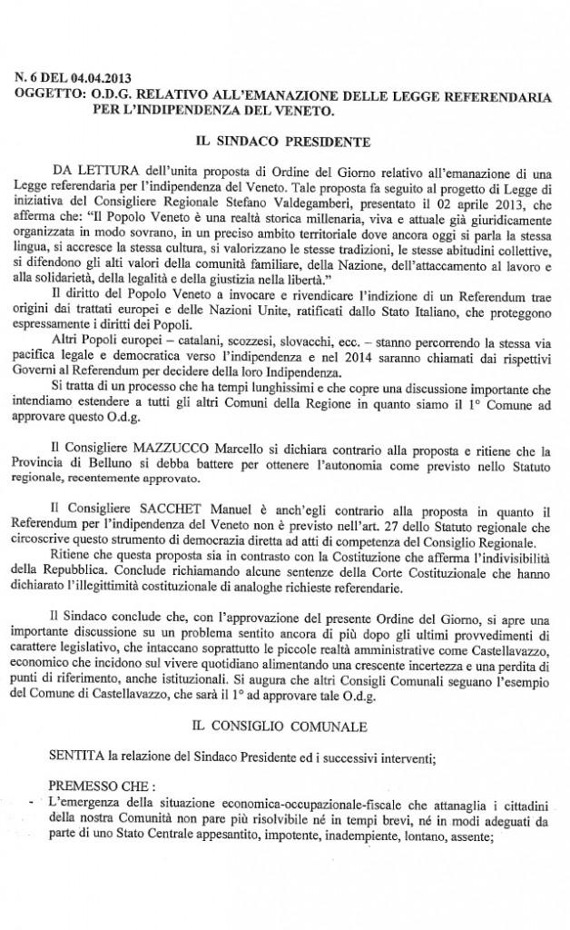 castellavazzo 2