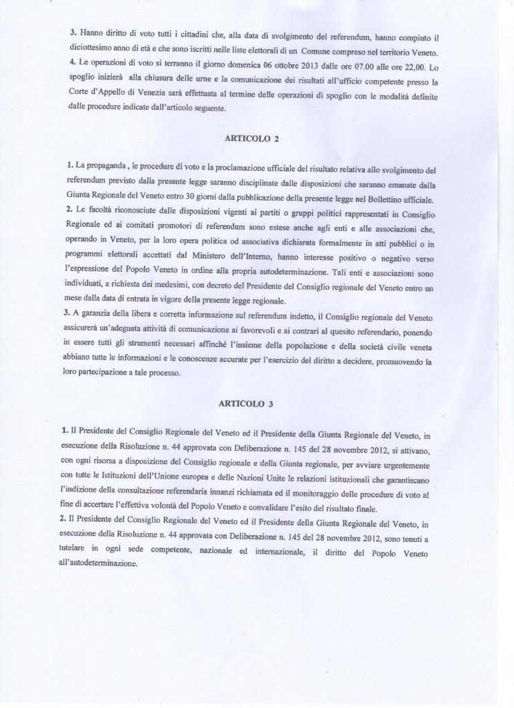 progetto di legge 342 006