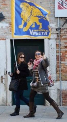we all want to change veneto